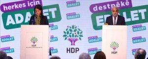 HDP'den adalet seferberliği
