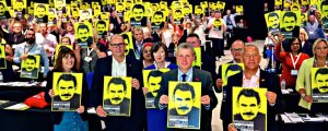 Mandela'nın yoldaşları Öcalan için kenetlendi