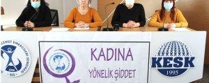 SES: Sağlıkta kadına şiddet arttı