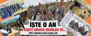 PKK hiç düşmanına benzemedi