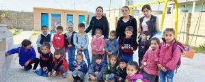 2 bin hediye paketi Mexmûr ve Şengal'e ulaştı