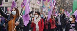 27 merkez, tek talep: Diktatörü yargıla!