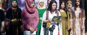 Rojava 8 Mart'a hazır