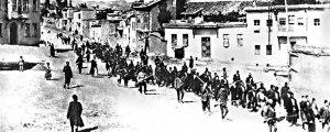 Almanlar, Surp Giragos'u karargaha çevirdi