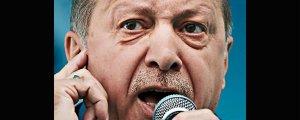 Diktatör Erdoğan'ın Diyarbakır ziyareti