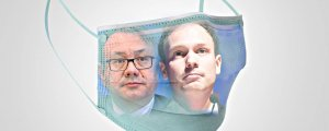 İki CDU vekili maskeden komisyon kaptı