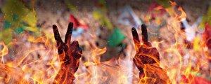 Qadên Newrozê dagirin