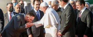 Papa'nın ziyareti ve bıraktığı tartışmalar