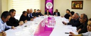 HDP MYK üyeleri mecliste olağanüstü toplandı