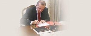 Erdoğan 71kararnameyayımladı