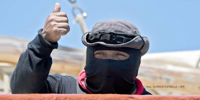 Zapatista / Foto: AFP