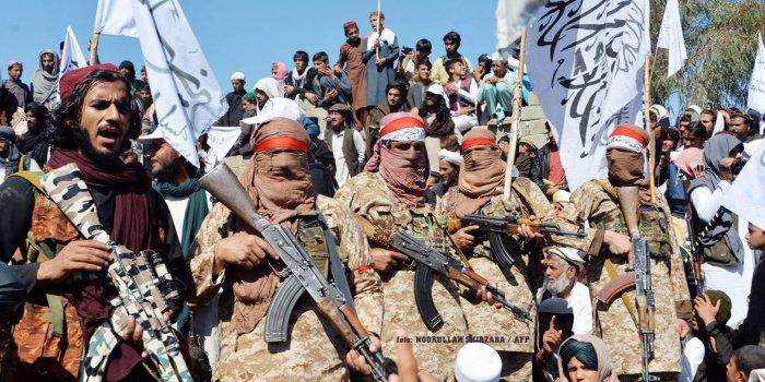 Taliban / foto: AFP