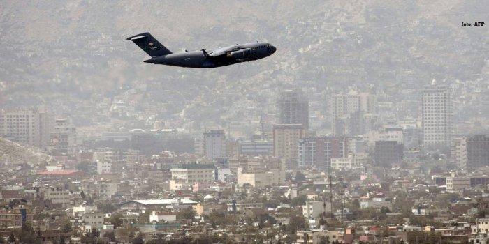 ABD'de 20 yıl bulunduğu Afganistan'dan tümden çekildi/foto: AFP