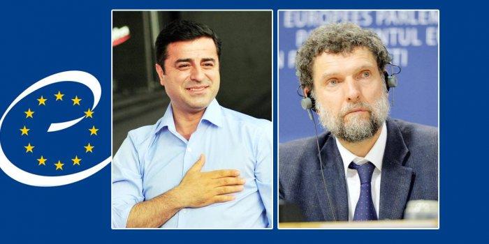 Selahattin Demirtaş/Osman Kavala