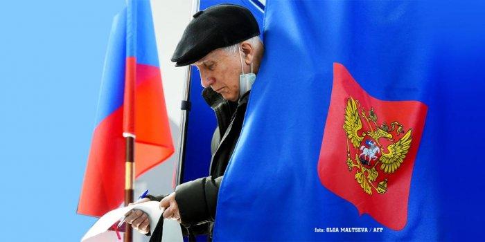 Rusya seçimleri / foto: AFP
