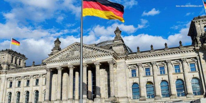 Almanya Parlamentosu / foto: AFP