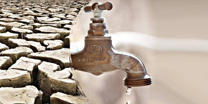 BM'ye göre su kıtlığı, 2050'li yılların en büyük sorunu olacak