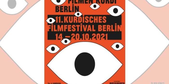 11. Berlin Kürt Film Festivali afişi