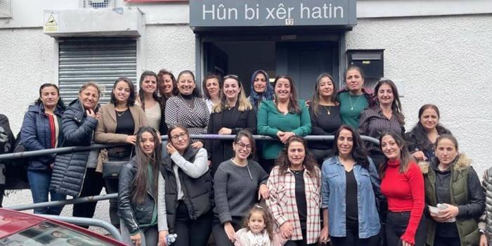 İskoçya Kürt Kadın İnisiyatifi