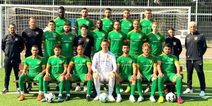 Almanya'da FC Roj rakibini 5-3 yendi