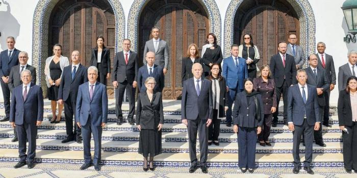 Tunus'ta Necla Buden başbakanlığında yeni hükümet kuruldu