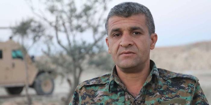 YPG Sözcüsü Nûrî Mehmûd