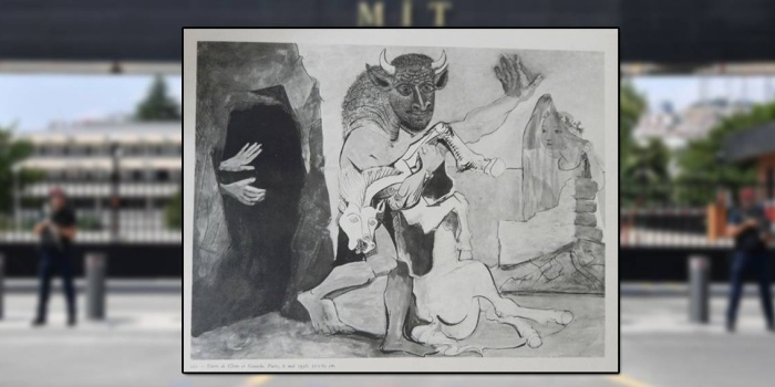 Pablo Picasso Minotaurus