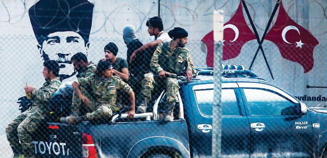 Çeteleri SADAT eğitiyor - Yeni Özgür Politika